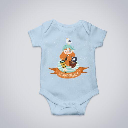Strandräuber | BabyBody Jungs