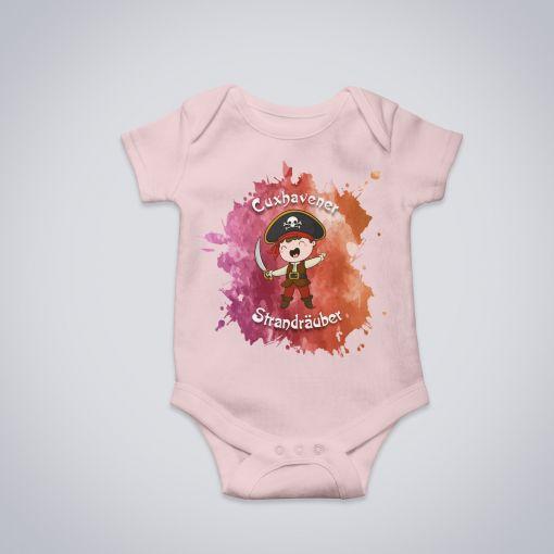 Cuxhavener Strandräuber | BabyBody Mädchen