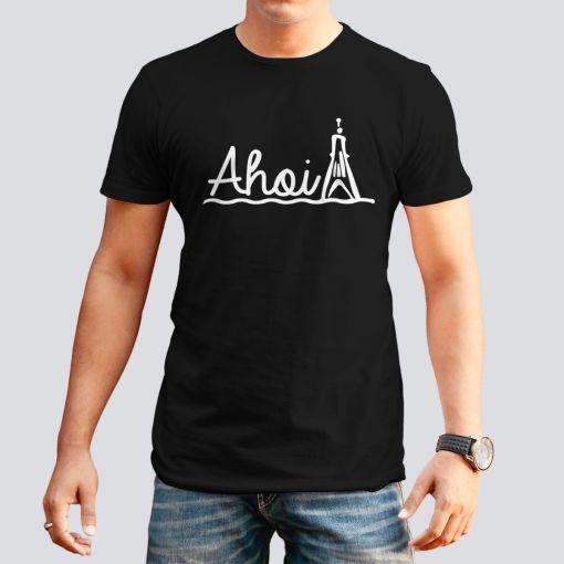 CuxShirt - Motiv: Ahoi Kugelbake | T-Shirt Herren