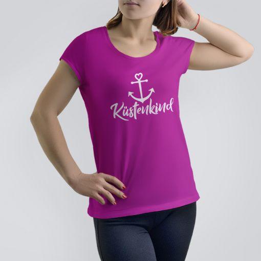 Anker Küstenkind | Damen T-Shirt