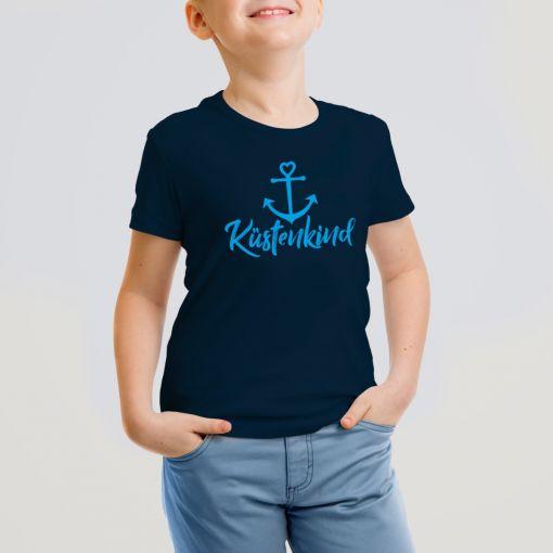 Anker Küstenkind | Kids T-Shirt Jungs