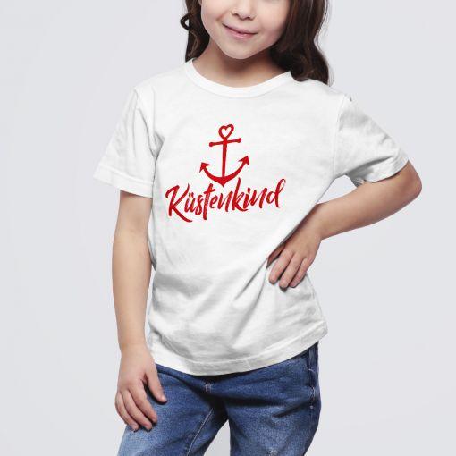 Anker Küstenkind | Kids T-Shirt Mädchen