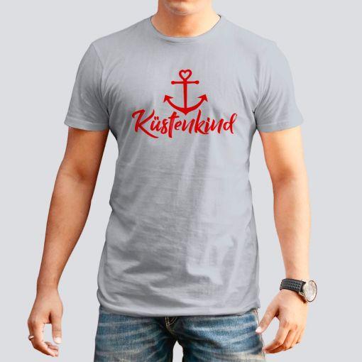 Anker Küstenkind | Herren T-Shirt