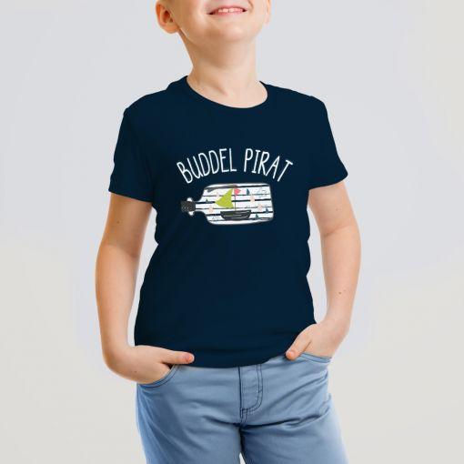 Buddelpirat | Kids T-Shirt Jungs