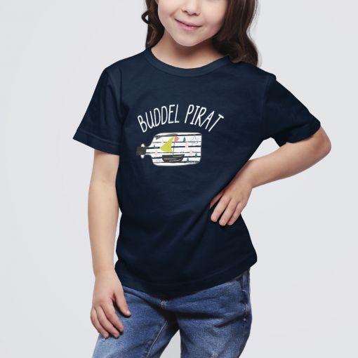 Buddelpirat   Kids T-Shirt Mädchen