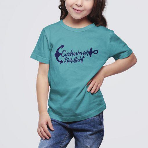 Cuxhavener Nordlicht | Kids T-Shirt Mädchen