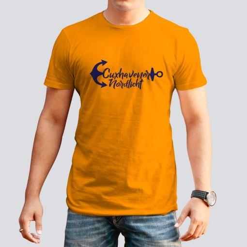 Cuxhavener Nordlicht | Herren T-Shirt