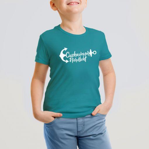 Cuxhavener Nordlicht | Kids T-Shirt Jungs