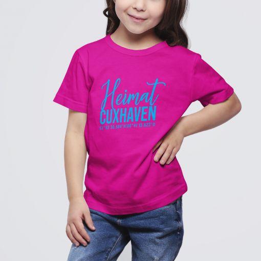 Heimat Cuxhaven | Kids T-Shirt Mädchen