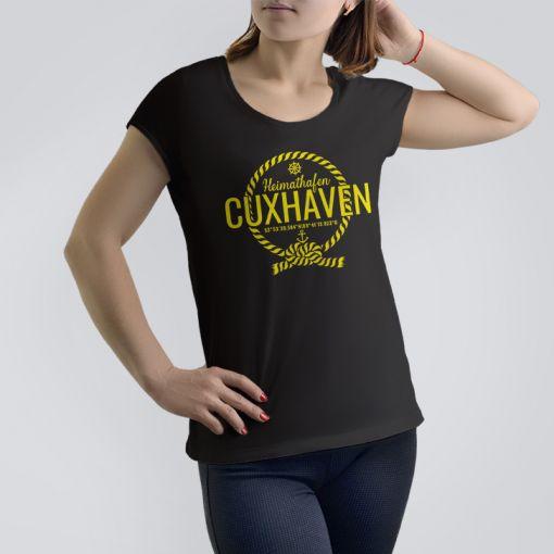 Heimat Cuxhaven | Damen T-Shirt