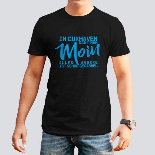 In Cuxhaven sagt man | Herren T-Shirt