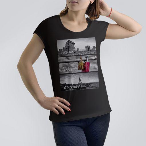 Heimat Liebe Cuxhaven | Damen T-Shirt