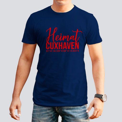 Heimat Cuxhaven | Herren T-Shirt