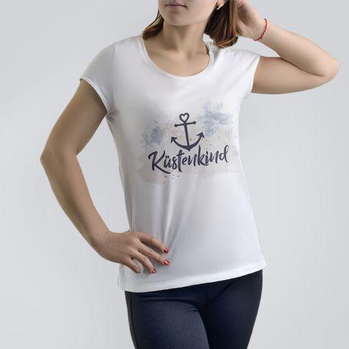 Küstenkind | Damen T-Shirt