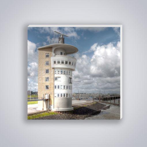 Radarturm Alte Liebe | Mini Galerie Print