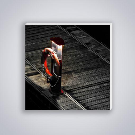 Rettungsring | Mini Galerie Print