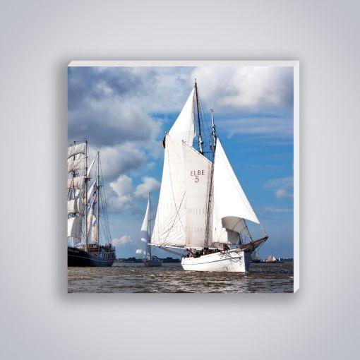 Segelschiff | Mini Galerie Print