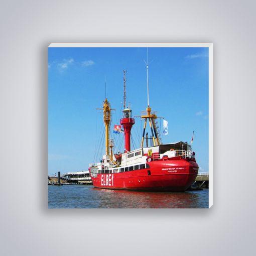 Feuerschiff Elbe 1 | Mini Galerie Print