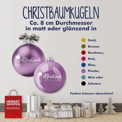 Altenbruch 2 | Christbaumkugel
