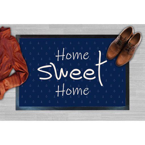 CuxMatte - Motiv: Home Sweet Home   Fußmatte