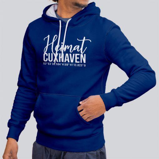 Heimat Cuxhaven | Herren Hoodie