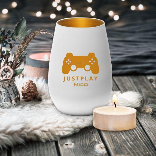 Just Play | Windlicht