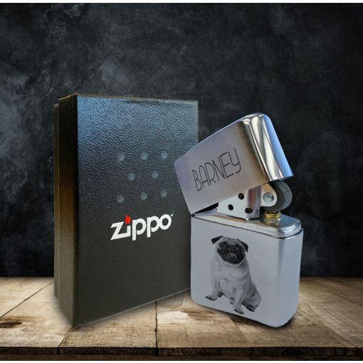 Dein Tier mit Wunschnamen | Zippo