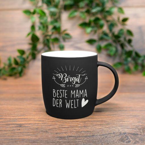 Beste Mama der Welt | Lasertasse