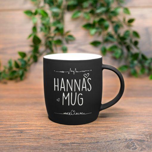 Meine Mug mit Namen | Lasertasse