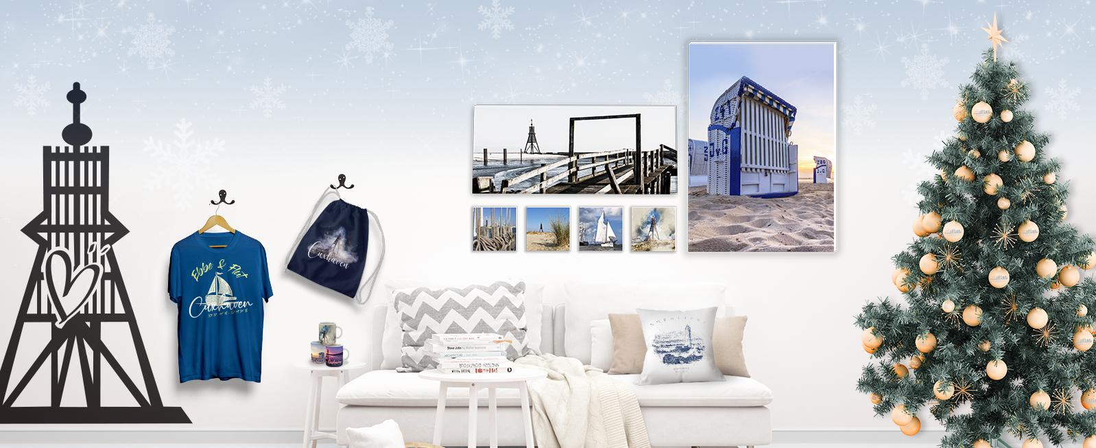 Cuxhaven Geschenkideen und Souvenirs